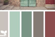 Color: Mint + Red