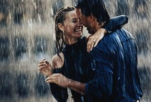 """HERE COMES THAT RAINY DAY FEELING AGAIN.... / I LOVE THE RAIN...ESPECIALLY WHEN I GET TO FALL ASLEEP TO IT!!  """"A feeling of sadness and longing that is not akin to pain, and resembles sorrow only as the mist resembles the rain.""""      Henry Wadsworth Longfellow"""