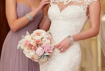 Wedding Dresses / Collection of wedding dresses that I like. / by Madeline Brown
