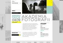 inspiration: interactive design  / Website Design, App Design, User Experience Design (UXD or UED)
