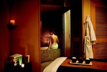 Four Seasons DC - Spa & Fitness Center  / Voted one of the top fifty hotel spas in the US by Conde N'est Travel.
