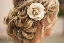 """Bridal Hairstyles / by """"I Do""""...Balloons, Weddings, & Events"""