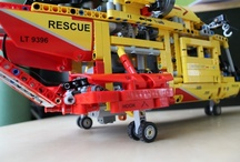 LEGO Technic Helicopter - 9396