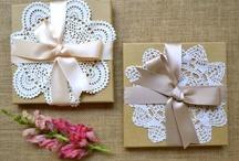 "Doily Wedding Ideas / by ""I Do""...Balloons, Weddings, & Events"