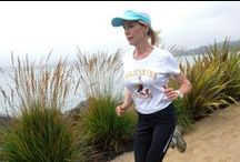 Dipsea Race and Marin running
