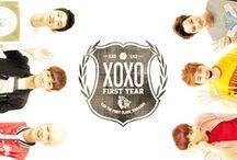 EXO / Xiumin ♥ Lu Han ♥ Kris ♥ Suho ♥ Lay ♥ Baekhyun ♥ Chen ♥ Chanyeol ♥ D.O. ♥ Tao ♥ Kai ♥ Sehun