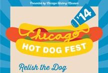 Chicago Hot Dog Fest / Join us as we expand our successful annual festival into a two-day event celebrating Chicago's favorite food: the hot dog! Multiple hot dog vendors, beer, music, and entertainment will be on hand for this festival of franks. http://www.chicagohotdogfest.com/