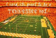 Smokey, Neyland, ROCKY TOP, Orange and white VOL FOR LIFE!!! / All things Tennessee Vols!!  / by Sarah Webb