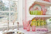 My Pink Kitchen / I love kitchens