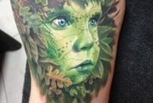 Tree Tattoo's / Pictures of tree tattoo's