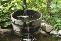 """BACKYARD PONDS & POOLS / Dreaming still... but collecting ideas for 'SOMEDAY!!!"""" / by Just Me"""