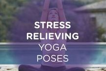 Yoga / Yoga benefits, poses and products  / by Ruthie