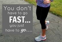 Running / Running tips and tricks  / by Ruthie