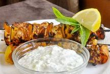 GREEK FOOD / by L.
