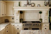 Range Hoods / Custom, unique, and standout range hoods above stovetops in kitchen remodels by Milwaukee/NARI members.