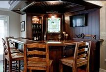 Home Bar & Entertaining / Home bars, wine cellars, and other home remodels for entertaining guests