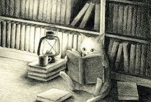Reading & Writing ~ Literary / All things pertaining to reading & writing