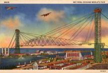 1933 A Century of Progress International Exposition / May 27, 1933–November 12, 1933 and May 26, 1934–October 31, 1934.