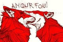 Art / art, illustration, animal art, cat art, Gilles Vranckx, art posters / by Vanessa Morgan