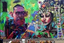 Street Art / by Annie Bonahula
