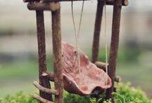 Miniature Gardenening / All photos © Stephanie Paxton