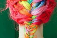 Colorful head-*
