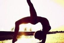 gymnastic / by Laetitia Maujean