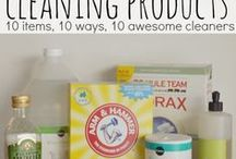 tips on cleaning your home