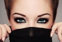 Makeup tips and tricks / For the love of makeup ..... / by Reese Mattis