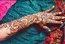 My henna: traditional designs / Henna by Henna Katowice