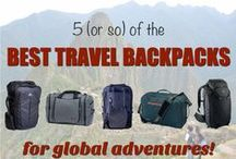 Cool travel gear / Travel gear, gadgets, accessories, and other items to help you enjoy traveling even more.