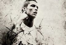Posters // Cristiano Ronaldo / Soccer // Poster // Voetbal // Fútbol // Calcio // Football // Futebol // Fußball Soccer posters // Voetbal posters
