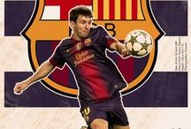 Posters // Lionel Messi / Soccer // Poster // Voetbal // Fútbol // Calcio // Football // Futebol // Fußball Soccer posters // Voetbal posters