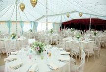Raj Tent Club Weddings / Suitable for up to 250 guests with a dance floor, our elegant and refined tents provide the perfect setting for your very special day.