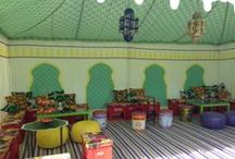 Rock the Kasbah / Moroccan style