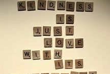 Random Acts of Kindness / Random Acts of Kindness Board inspired by the RAK website