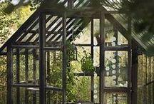 Greenhouse / Kasvihuone ideoita