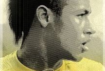 Posters // Neymar / Soccer // Poster // Voetbal // Fútbol // Calcio // Football // Futebol // Fußball Soccer posters // Voetbal posters
