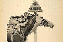 Horse Racing Poster Art