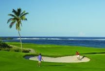 GOLF COURSES / Golf courses around the world