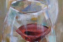 Le vin en peinture