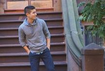 Be Festive - Teen Boys' Holiday Fashions / Holiday gifts and fashions for 2014.