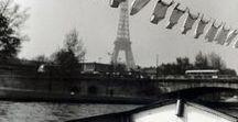 Black & White / Fotos de diversos temas quando o mundo era visto em preto e branco.