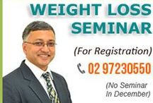 Bariatric Surgery Seminar / Weight Loss Surgery Seminar Sydney Seminar for Weight loss Surgery ( Bariatric/ Obesity Surgery) will be held at Sydney Southwest Private Hospital on 26th April 2016. Register at http://www.obesity-surgery.com.au/free-weight-loss-surgery-seminar.aspx or call at 02-97230550  Seminar venue: 'Seminar Room' Level 2 Sydney Southwest Private hospital. 40 Bigge Street, Liverpool, NSW