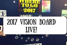 Law of Attraction / Positive Thinking, Vision Board, Mindset, Intentional Living