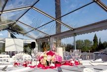 Wedding decoration - Décorations de mariage / Wedding decoration, venues, receptions -- Décorations de mariage, lieux de réception, dîners