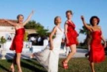 Bridesmaids / Photos de témoins de mariage - Bridesmaids pictures
