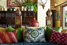 Fab ideas 4 le home / Unique colorful and inspiring