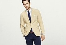 Men's Fashion / The styles I find sexiest on a man. / by Daphne Bottos