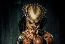 Female Predator by Rubi / Noora Nevalainen / My female Predator costume for Europe's biggest roleplaying event Ropecon XX. 100 % handmade by me and my dad.